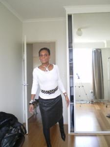 Fashion Stylist - Lenya Jones