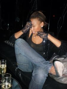 Singer Charmaine Bingwa