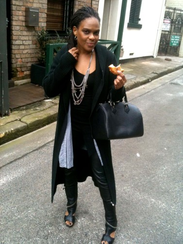 Lenya Jones - Fashion Stylist
