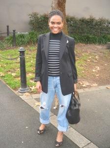 Lenya Jones - Fashion Stylist