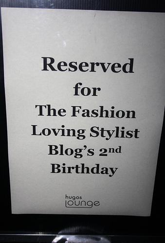 Fashion Loving Stylist 2nd BLog  Birthday