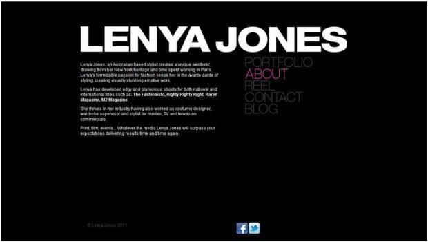 www.lenyajones.com