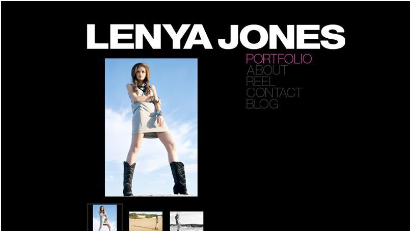 lenyajones.com
