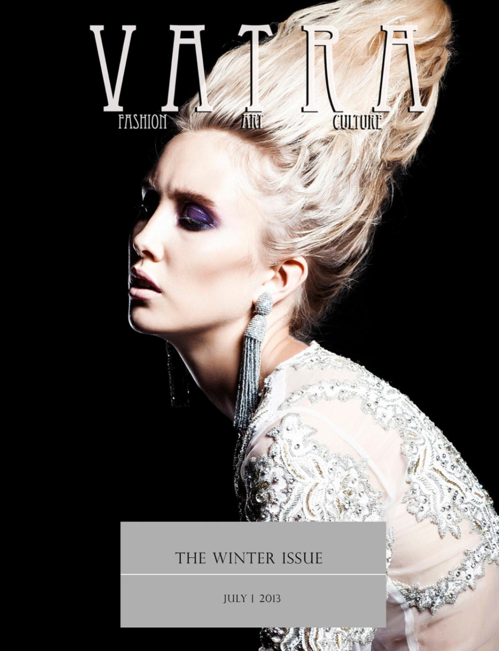 Vatra Winter Issue - Cover