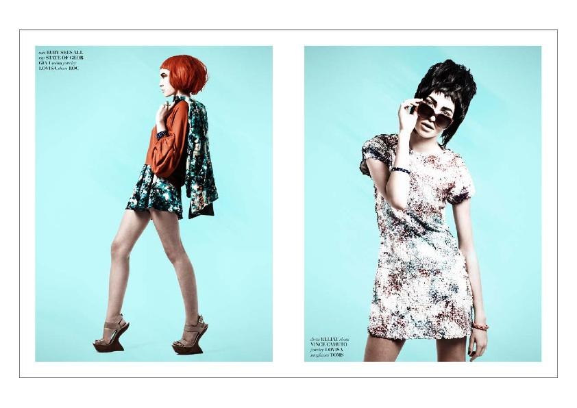 Vestal Magazine pg 2